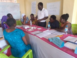 Group work demo on Managing Obstetric emergencies
