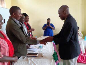 22 DMO Presenting Certificates